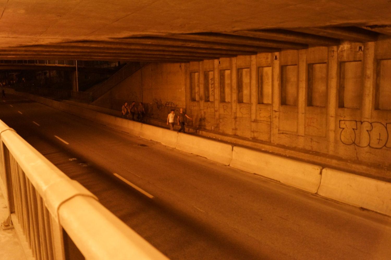 St-Urbain Underpass — Jen Reimer & Max Stein