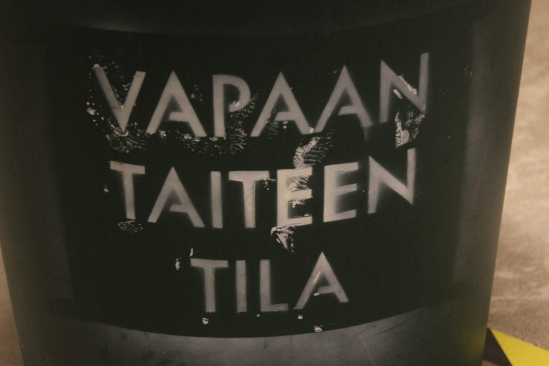 Helsinki: Performance at Vapaan Taiteen Tila — Jen Reimer & Max Stein