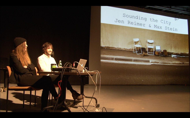 In Terminus, University of Windsor — Jen Reimer & Max Stein