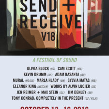 send + receive v18 — Jen Reimer & Max Stein
