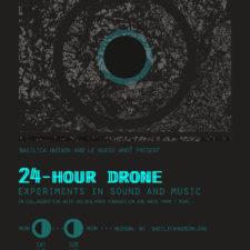 24-hour Drone — Jen Reimer & Max Stein