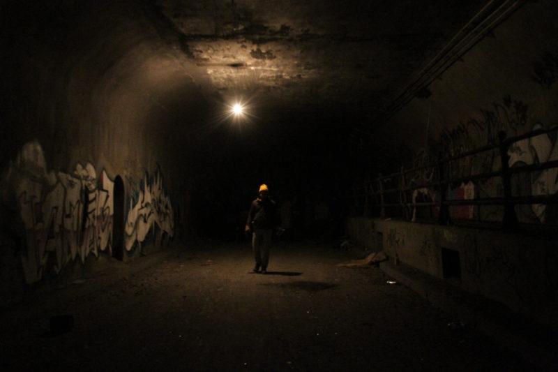 Wellington Tunnel — Jen Reimer & Max Stein