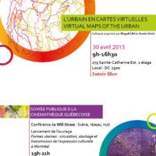 Virtual Maps of the Urban — Jen Reimer & Max Stein