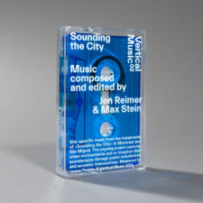 Sounding the City on Vertical Music — Jen Reimer & Max Stein