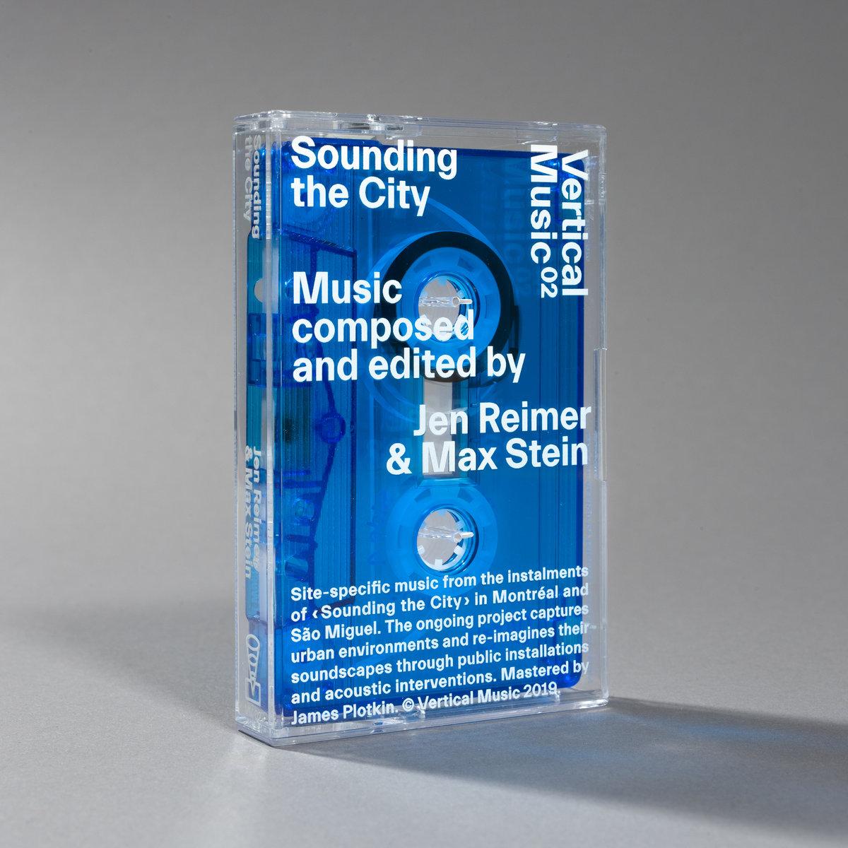 Sounding the City 001-002 — Jen Reimer & Max Stein